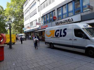 FREIE WÄHLER wollen Ent- und Beladevorgänge für Liefer- und Dienstleistungsverkehre in der Innenstadt von Koblenz verbessern
