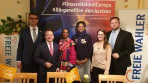 FREIE WÄHLER: Die deutsche Sprache ist der Schlüssel zur Integration