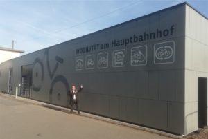 FREIE WÄHLER für Mobilitätspunkt/Fahrradstation am Koblenzer Hauptbahnhof