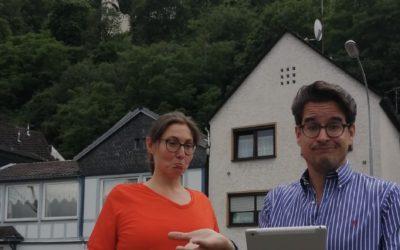 Stolzenfels ans schnelle Internet anschließen FREIE WÄHLER begrüßen Vorgehen der Stadt – Kritik an Telekommunikationsriesen und Land