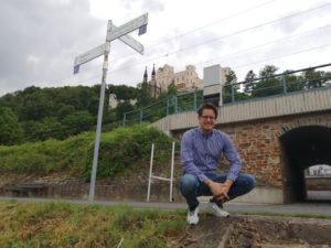 Stillstand in Stolzenfels