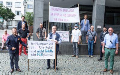 """""""Fair Feiern"""" als Lösung für die Koblenzer Altstadt"""