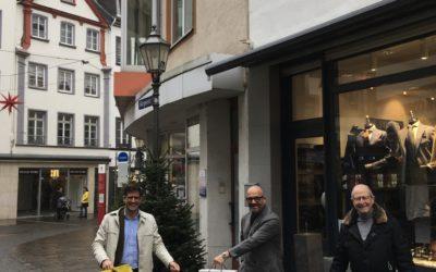 Koblenz: Auch nach Corona attraktive Einkaufsstadt