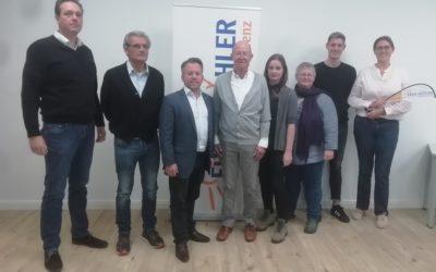 FREIE WÄHLER Koblenz mit neuem Vorstand